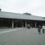 根津美術館に燕子花(かきつばた)図屏風を見に行く。