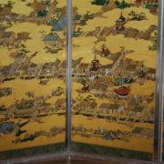 上杉博物館へ洛中洛外図を観に行く