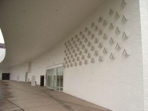 入口:青森県立美術館で「工藤甲人展」を観る