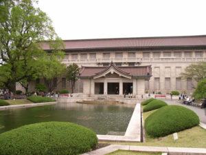 平成館:東京国立博物館で「国宝薬師寺展」を観ました