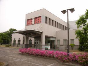 天童市美術館の外観
