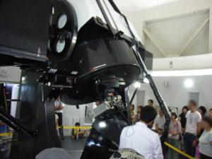 日本では三番目の大きさ:仙台市天文台に行ってきました
