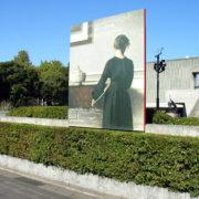 国立西洋美術館で「ハンマースホイ展」を観る