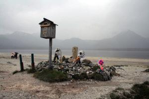 寺山修司の映画を思い出す:恐山を参拝する - 青森県の旅