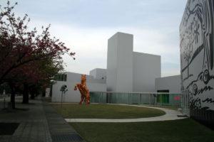 街全体がアートといった感じ:十和田市現代美術館を観る_青森県の旅