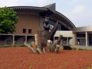 新潟県立歴史博物館で『日本海の至宝』展を観る