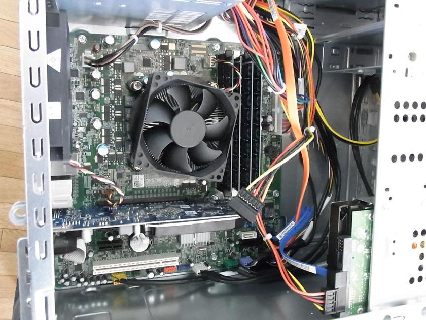 おにゅーのパソコン:パソコンを買い換えました