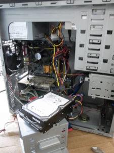 お世話になった古いPC:パソコンを買い換えました