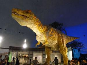福井県立恐竜博物館に行く