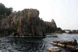 東尋坊の断崖絶壁を訪ねる