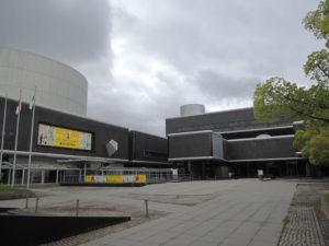 国立民族学博物館へ行く
