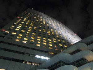 インターコンチネンタルホテル:横浜彷徨 -夜-