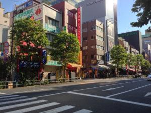 御茶ノ水界隈:東京漫歩 -2012年11月3日-