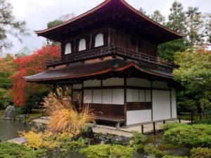 銀閣寺に行く。 -そうだ、京都に行ってきた-