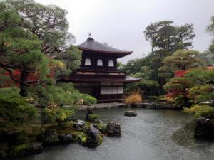 :銀閣寺に行く。 -そうだ、京都に行ってきた-