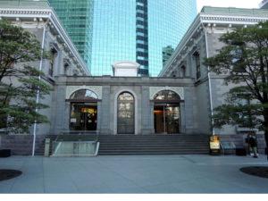 旧新橋停車場鉄道歴史展示室:汐留ミュージアムで「モローとルオー -聖なるものの継承と変容-」展を観る