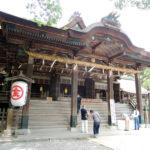 金刀比羅宮の本宮:金比羅山を参拝する(四国旅行)