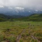 月山に登る 2014年-姥沢コース-