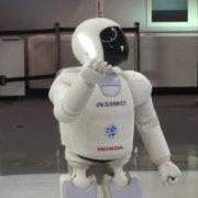 日本科学未来館を見学する