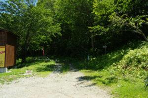 ここから出かけます:天童高原から北面白山に登った - 2015年7月