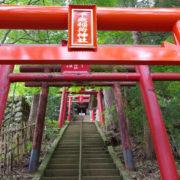 最後の階段:山形市、千歳山を散策 - 2015年8月