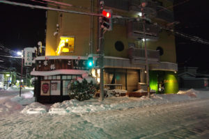 ごりらの右隣がSwing:山形市七日町のジャズバー「Swing」が閉店