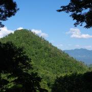 富神山、標高402m:山形市・富神山登山 2020年7月19日